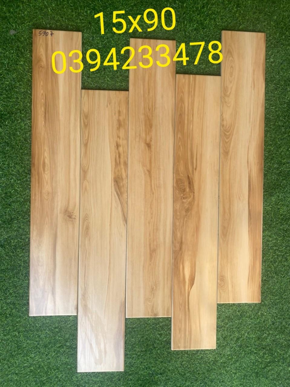 Gạch ốp lát giả gỗ 15x90 giá rẻ