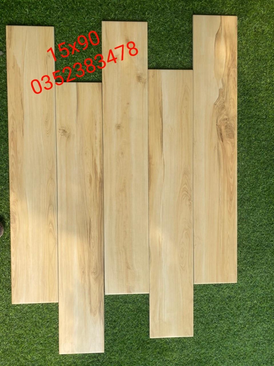 Gạch Ốp lát giả gỗ 15x90 cao cấp