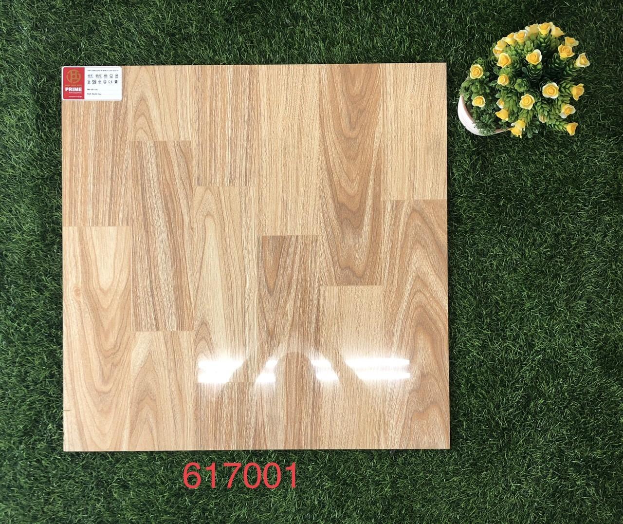 Gạch bóng kiếng 60x60 giả gỗ giá rẻ